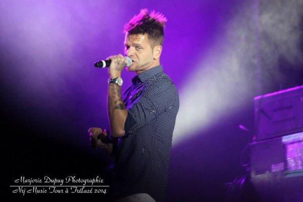 Keen'v au concert de #NMT de Trelazé le 10/07/2014 ( La suite des photos)