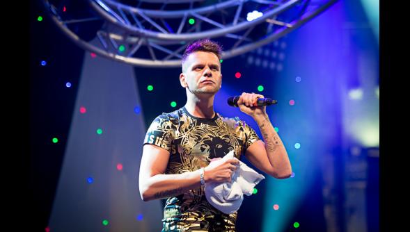 Keen'v en showcase à Béthune le 14/07/2014