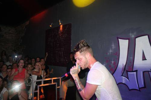 Keen'v en showcase à la Taverne le 19/07/2014