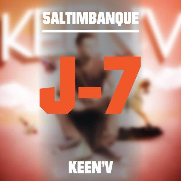 DANS 7 JOURS LE NEW ALBUM SALTIMBANQUE DE KEEN'V SERA DANS LES BACS