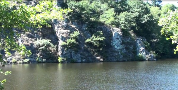 Sortie lac de la roche bat l'aigue 2nuit