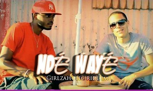 Girlzaholic Riddim / Ndé Wayé ft Dissay (2011)
