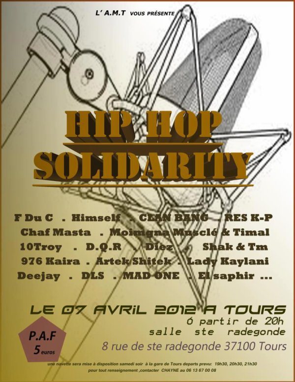 HIP HOP SOLIDARITY
