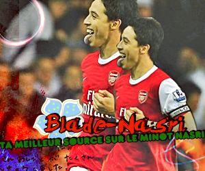BLADE-NASRI : ta source sur le milieu français d'Arsenal , Samir Nasri ( article 4 )