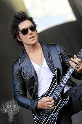 Brian Haner (Synyster Gates)