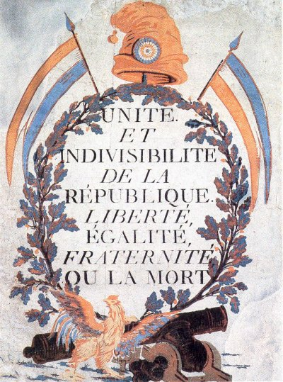 """""""LA REVOLUTION FRANCAISE""""  Version 2012"""