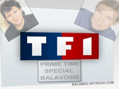 PRIME TIME SPECIAL BALAVOINE AU PRINTEMPS