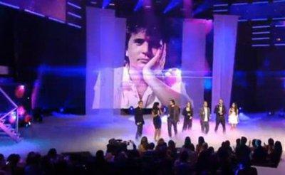 NRJ Music Awards 2011 : L'hommage à Daniel Balavoine quelque peux hué !
