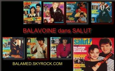 "TROMBINOSCOPE DE DANIEL SUR LE MAGAZINE ""SALUT"""