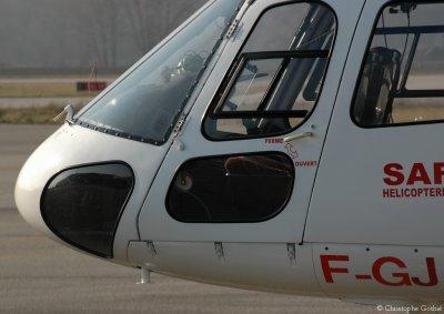 """François-Xavier Bagnoud """"La maitrise du pilotage et le 350 Ecureuil"""" PARTIE 1"""