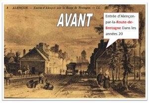 85 de la rue de Bretagne - Maison Natale de Balavoine, l'histoire. (1er Partie)