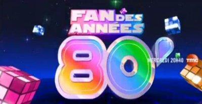 FAN DES ANNEES 80 pour 1986 le 12 Octobre 2011 sur TMC