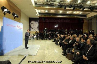 François Hollande sur un air de Daniel Balavoine