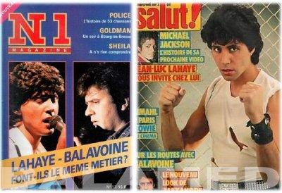 Lahaye-Balavoine Font-ils le même métier ?