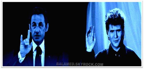 Nicolas Sarkozy aime Gainsbourg, Berger et Balavoine selon Carla Bruni