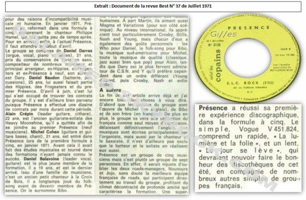"""UNE """"PRESENCE"""" DE 9 A 5 ( l'ironie de Vogue) : Partie 2/2"""