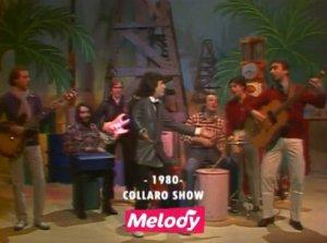 Collaro show avec Daniel Balavoine du 18 au 24 Aout 2012 sur MELODY TV