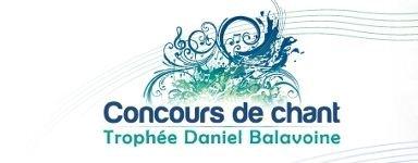 Concours de Chant - Trophée Daniel Balavoine le 7 Octobre 2012 prés de Lille