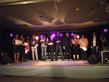 Concours de Chant - Trophée Daniel Balavoine  : Les résultats