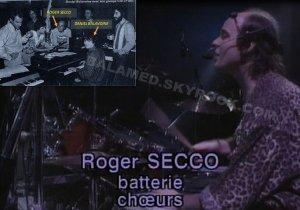 ROGER SECCO (Partie 3/3) : A L'ombre de Francis Cabrel