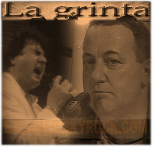 """""""Daniel avait une grande voix et ses chansons avaient la """"grinta ! """" (paperjouets)"""