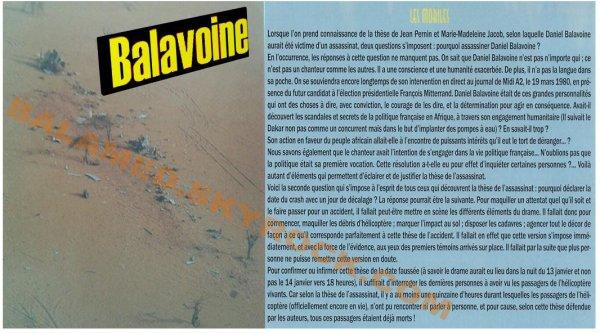 Une Balle dans Une Dune ? (Partie 3/4) : INEXPLICABLEMENT, L'APPAREIL REDÉCOLLE !