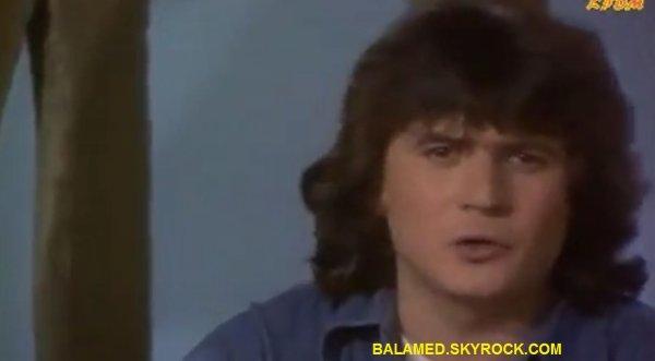 2 Nouvelles vidéos inedite de Daniel Balavoine sur Youtube