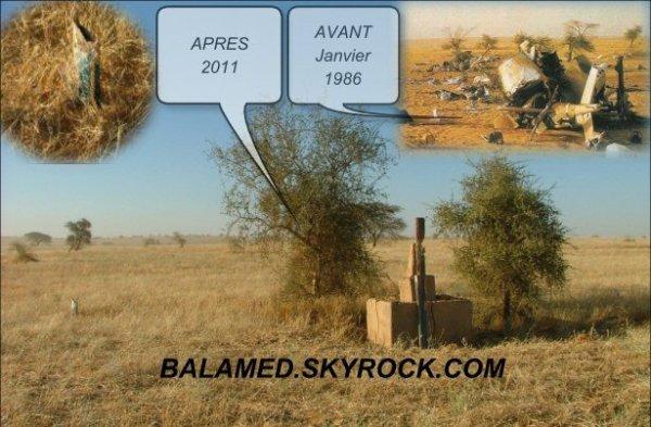 """Entre 1986 et 1988 les restes de l'hélico servirent à la fabrication d'un tracteur"" Ali.benhadj"