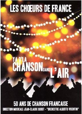 Y'A D'LA CHANSON DANS L'AIR le samedi 24/05/2014 à SALON DE PROVENCE