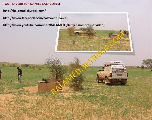 """Daniel Coupy à Gourma-Rharous sur les Lieux de L'accident : """" Nous attendions à trouver des dunes, et ce n'était qu'un terrain plat """" (Partie 2/3)"""