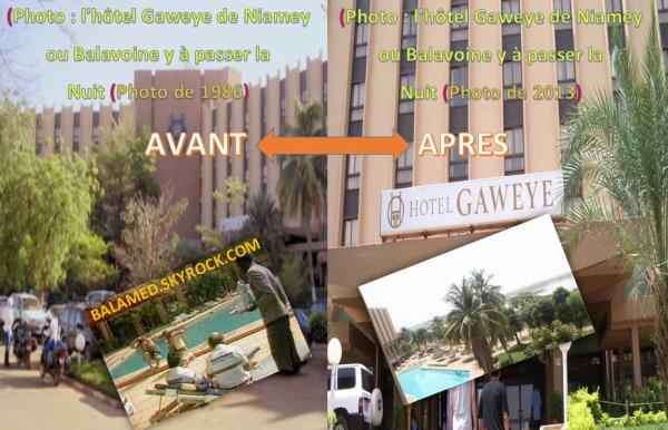 """""""On dormait dans le même hôtel que Daniel Balavoine, à Niamey. La veille de rentrer, il nous a payé un coup. Le lendemain, il était mort. """"(Pascal Paturaud)"""