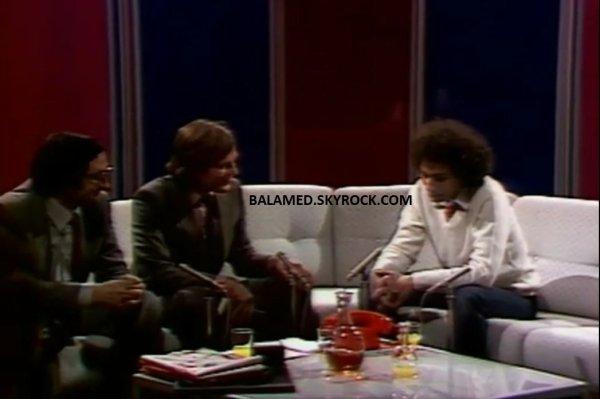 Melody TV : L'invité du jeudi ,Invitée Michel BERGER qui évoque Starmania & Balavoine