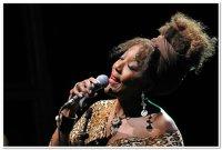 Joniece Jamison, Ex choriste de Balavoine en concert à la cathédrale Saint-Pierre