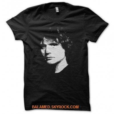 T-shirt Daniel Balavoine sur commande, cela vous tente ?