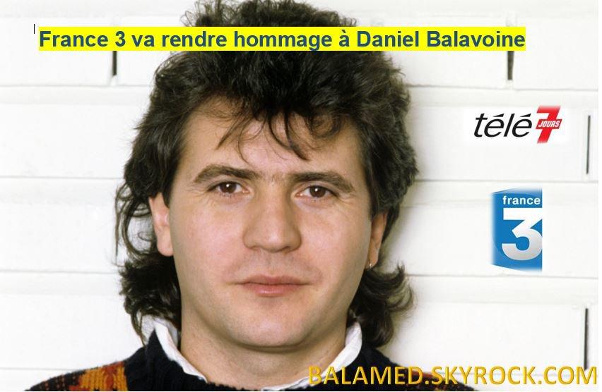 France 3 va rendre hommage à Daniel Balavoine pour 2016