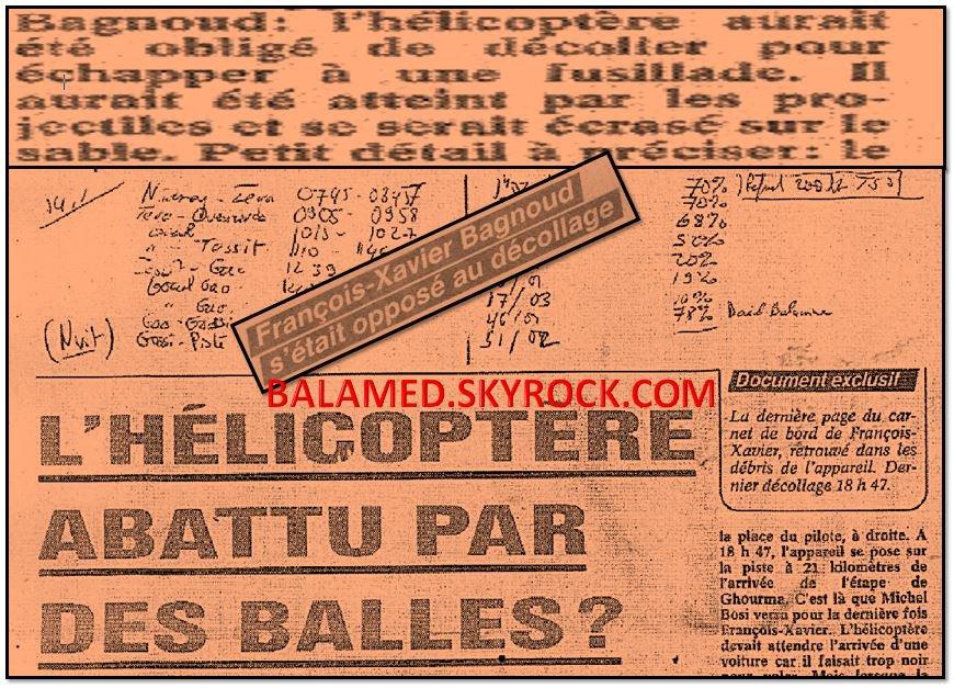 Le livre explosif « Daniel Balavoine, meurtre déguisé ? » disponible depuis le 8 juillet 2015 en librairie & sur Amazon.fr (Partie 2/2)