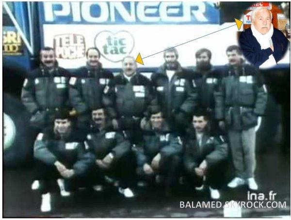 Témoignage - le pilote clermontois Georges Groine raconte le Dakar 1986 et le crash qui a tué Balavoine