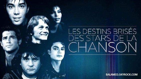 W9 : Documentaire «Les destins brisées des stars de la chanson» Jeudi 30 Juin 2016 à 20h55