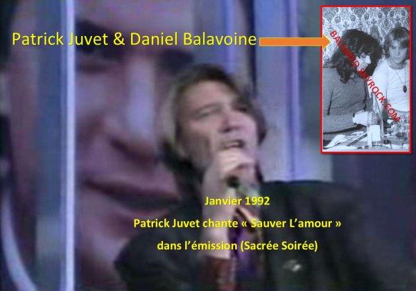 Daniel n'aurait jamais voulu qu'on l'utilise comme Claude FRANÇOIS