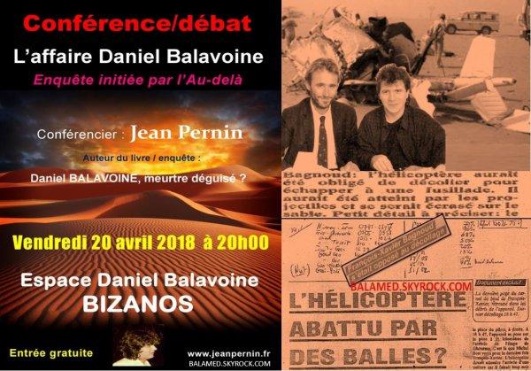 Disparition de Daniel Balavoine : une affaire ou pas ?