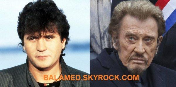 Johnny Hallyday a failli prendre la place de Daniel Balavoine dans Starmania