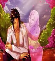"""""""C'est lorsqu'il doit protéger un être cher, que le Shinobi manifeste sa véritable puissance.""""   Sarutobi Sandaime"""