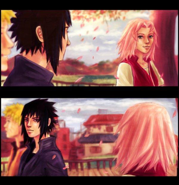 """""""Dès le moment où quelqu'un pense à toi quelque part, cet endroit devient ton foyer.""""   Naruto Uzumaki"""