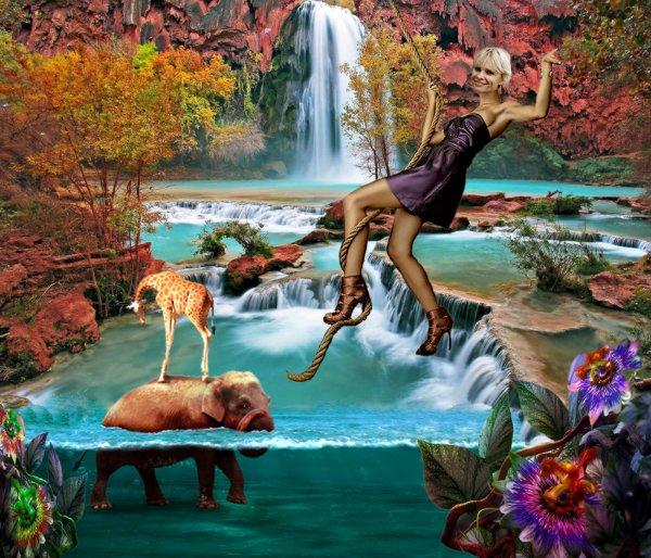 ♥♥ ♥♥Purgette de la Jungle♥♥ ♥♥