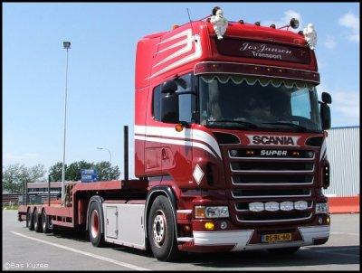 Un super Scania