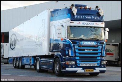 Scania Peter Van Herk
