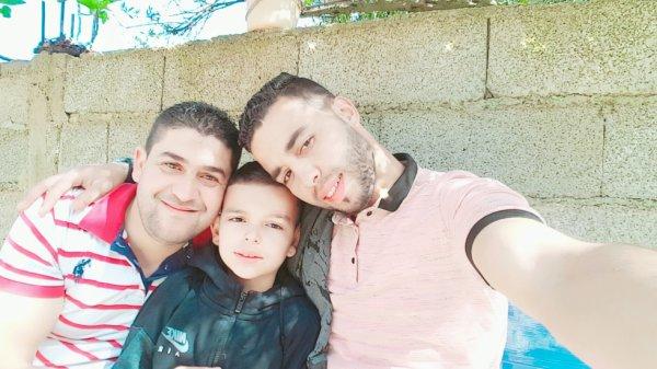moi fatah et mon neveu