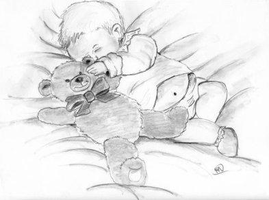 un 3 eme enfant né a 7h43