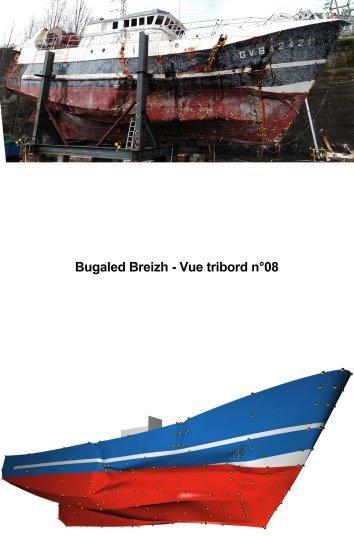 bugaled breizh la piste du sous marin anglais examiné en cassation