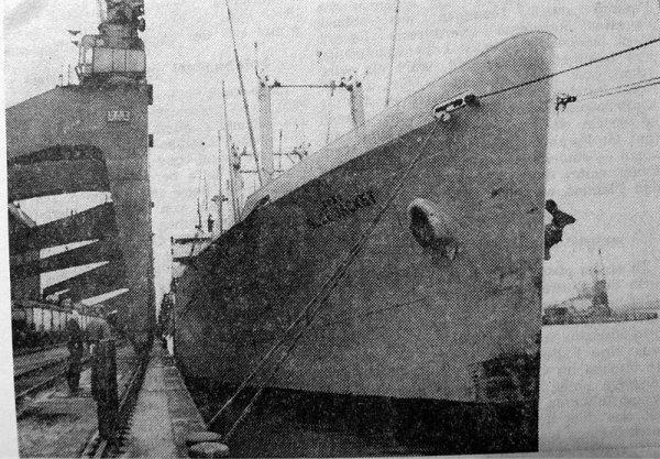 bugaled breizh un cas isolé?? retour sur 44 ans d'histoire maritimes(1946 a 1979) part1(1946-1969)